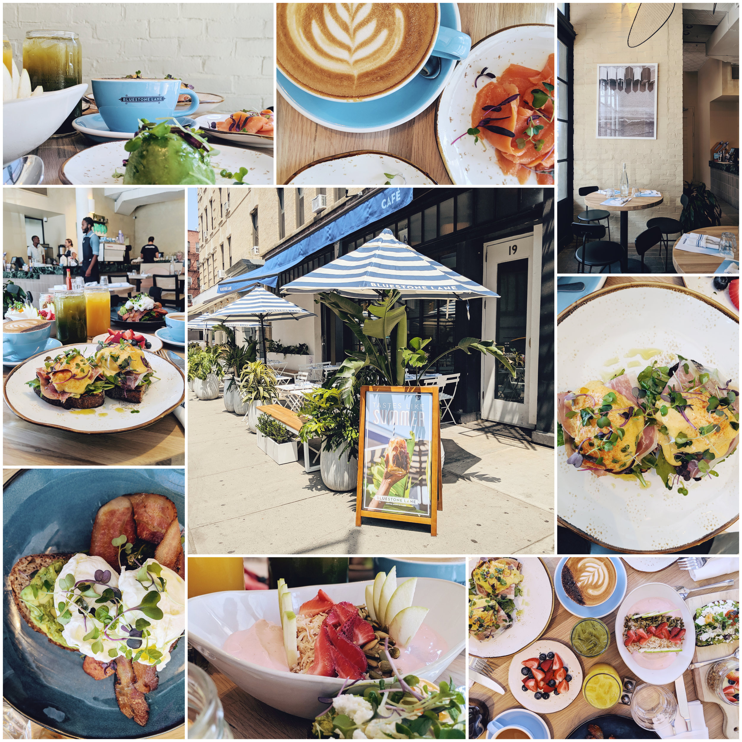 Produced, designed, and photographed lifestyle and menu items for promotion and marketing across social media and advertising channels.