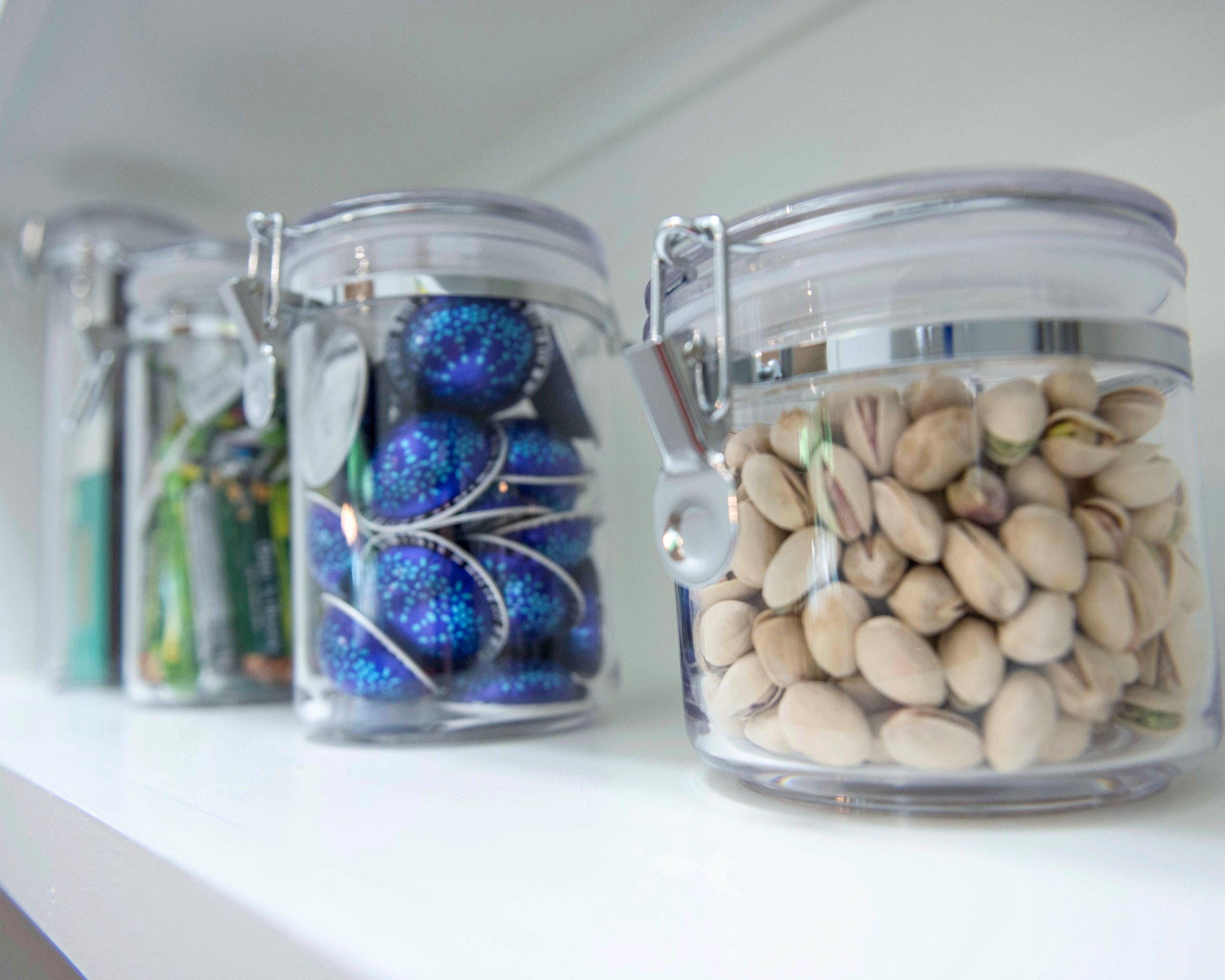 Pantry Canisters