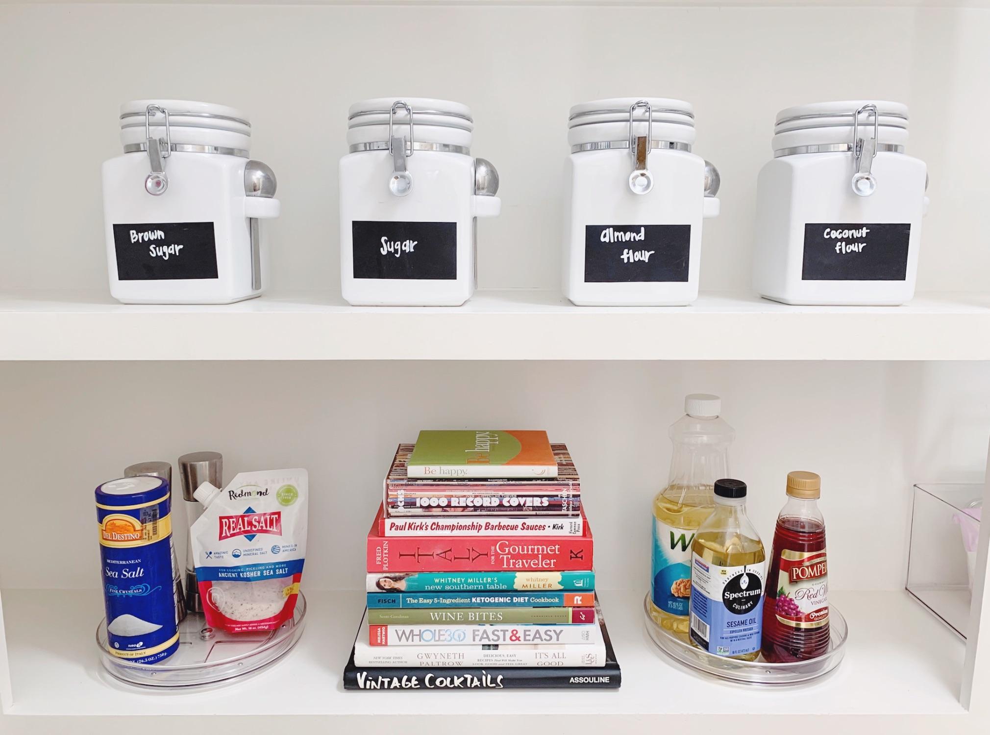 Dallas organizers, Life Refined, pantry organization