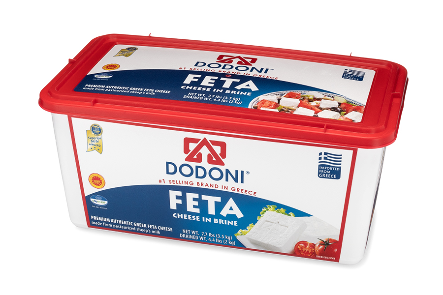 DODONI Feta Block (COSTCO Product)