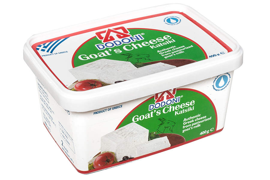 DODONI Goat Cheese Tub