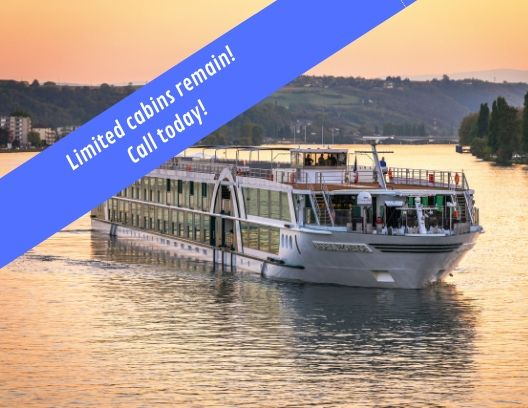 Limited cabins remain! Call today!
