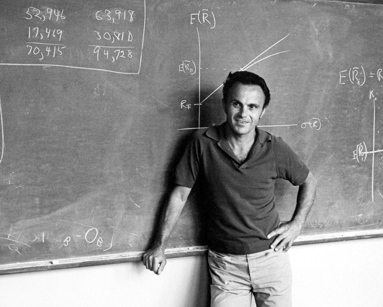 Efficient Market Hypothesis - Eugene Fama - The Sveriges Riksbank Nobel Prize in Economic Sciences 2013