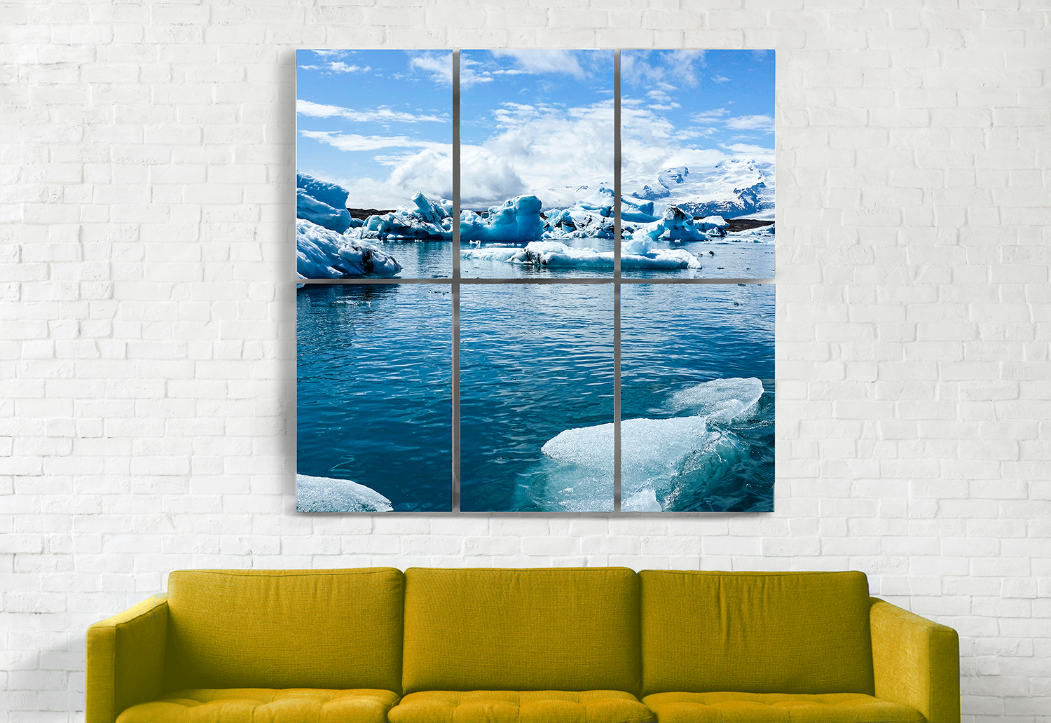 HD Metal Prints Add Drama and Excitement to Any Decor