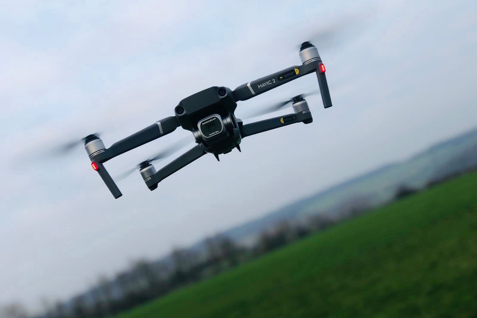 The Latest Technology - We will help you get that perfect shot or video with our state of the art drone technology