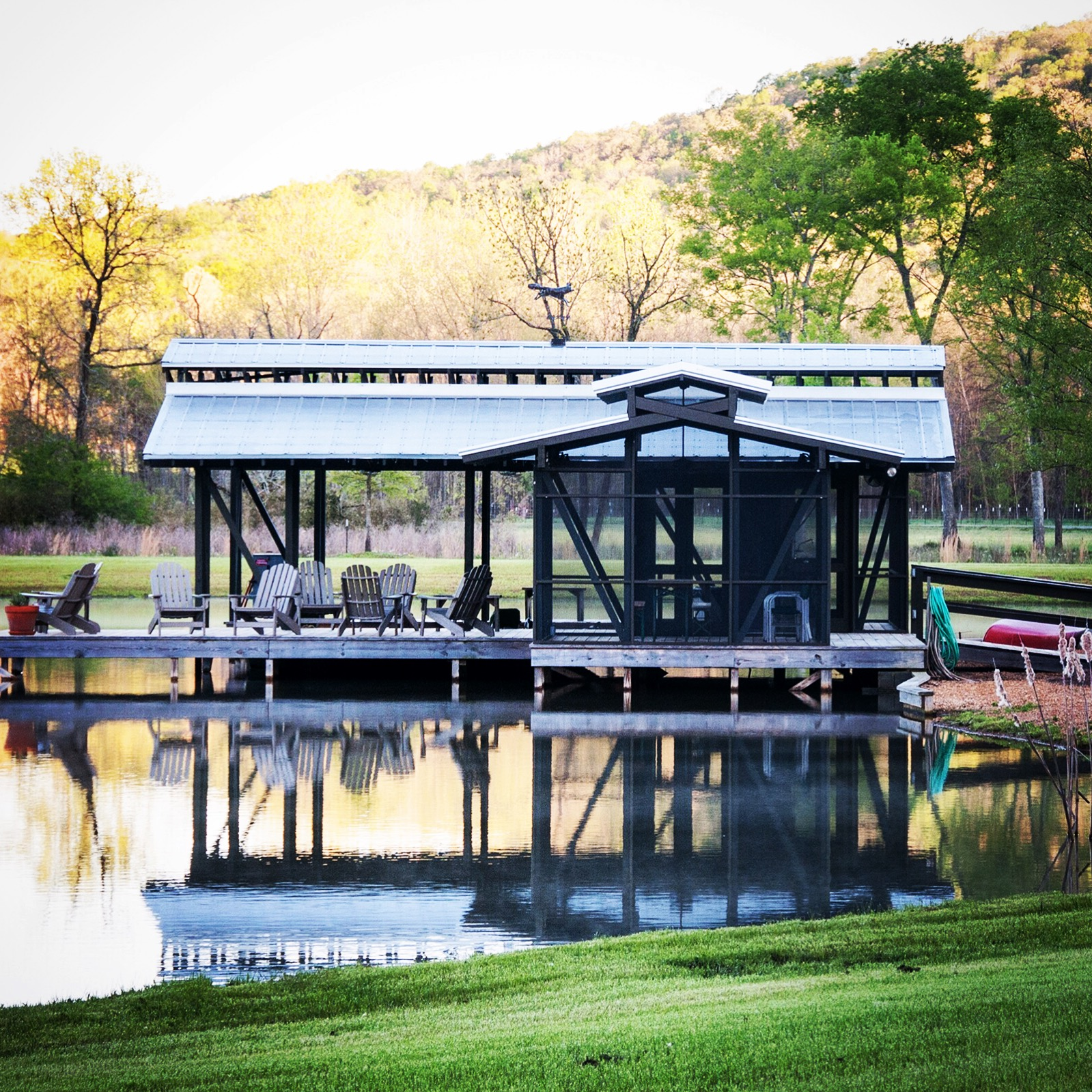 Sugar Creek Boathouse -