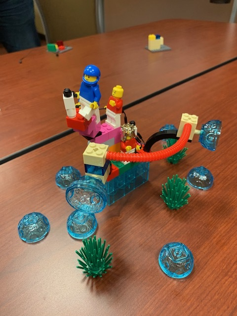 Why LEGO® SERIOUS PLAY®? - 100% Team EngagementNew Ideas and InsightsUnlock New KnowledgeBetter CommunicationEnhances ImaginationStrengthens MemoryNo Experience NecessaryHave Fun Solving ProblemsPurposeful Play