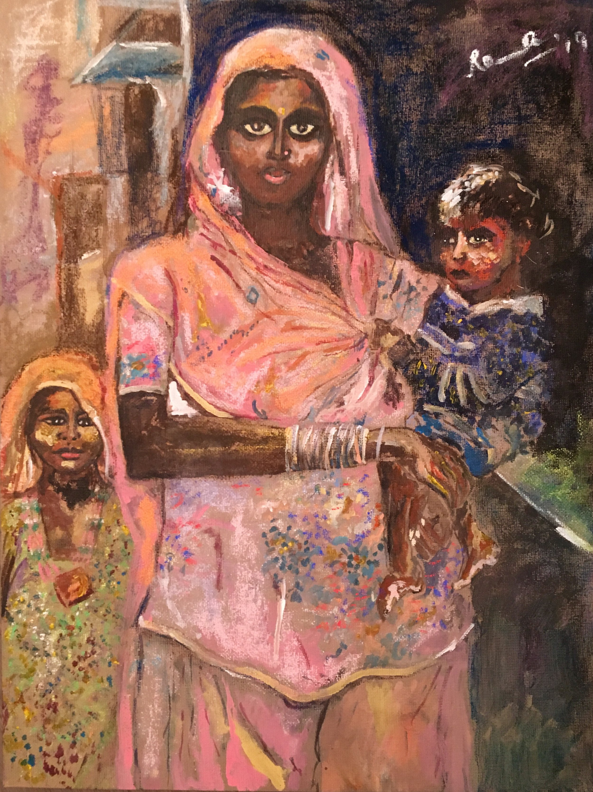 MOTHER AND CHILD -