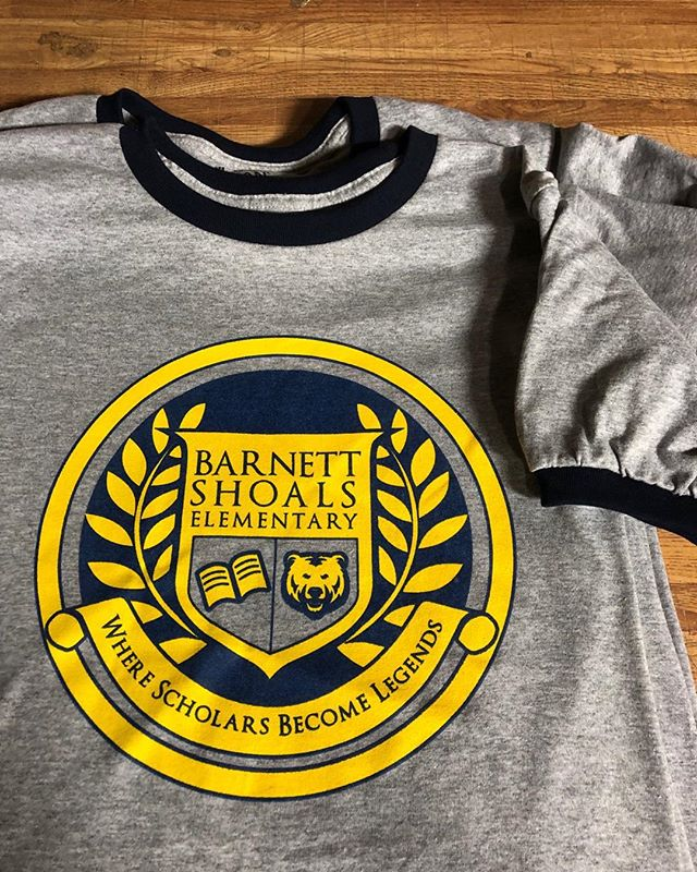Everybody getting ready for school? #barnettshoals #shoplocalathensga