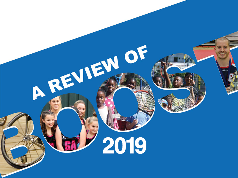 A Review of Boost 2019 -