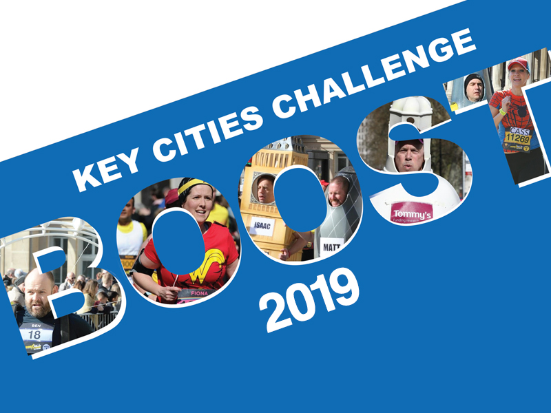 Key Cities Challenge 2019 -