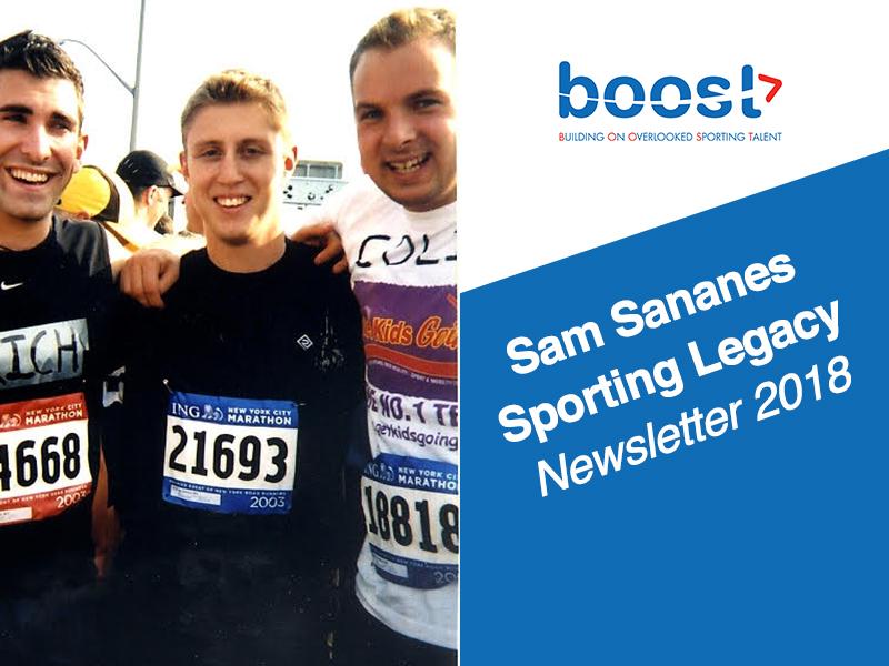 Sam Sananes Sporting Legacy 2018 -