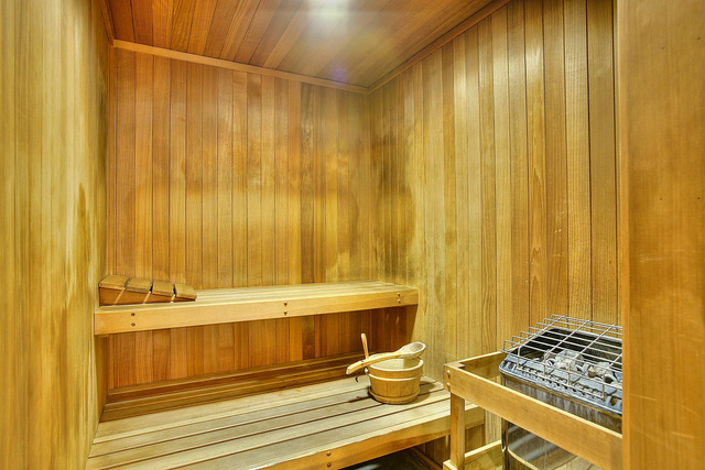 Your sauna awaits