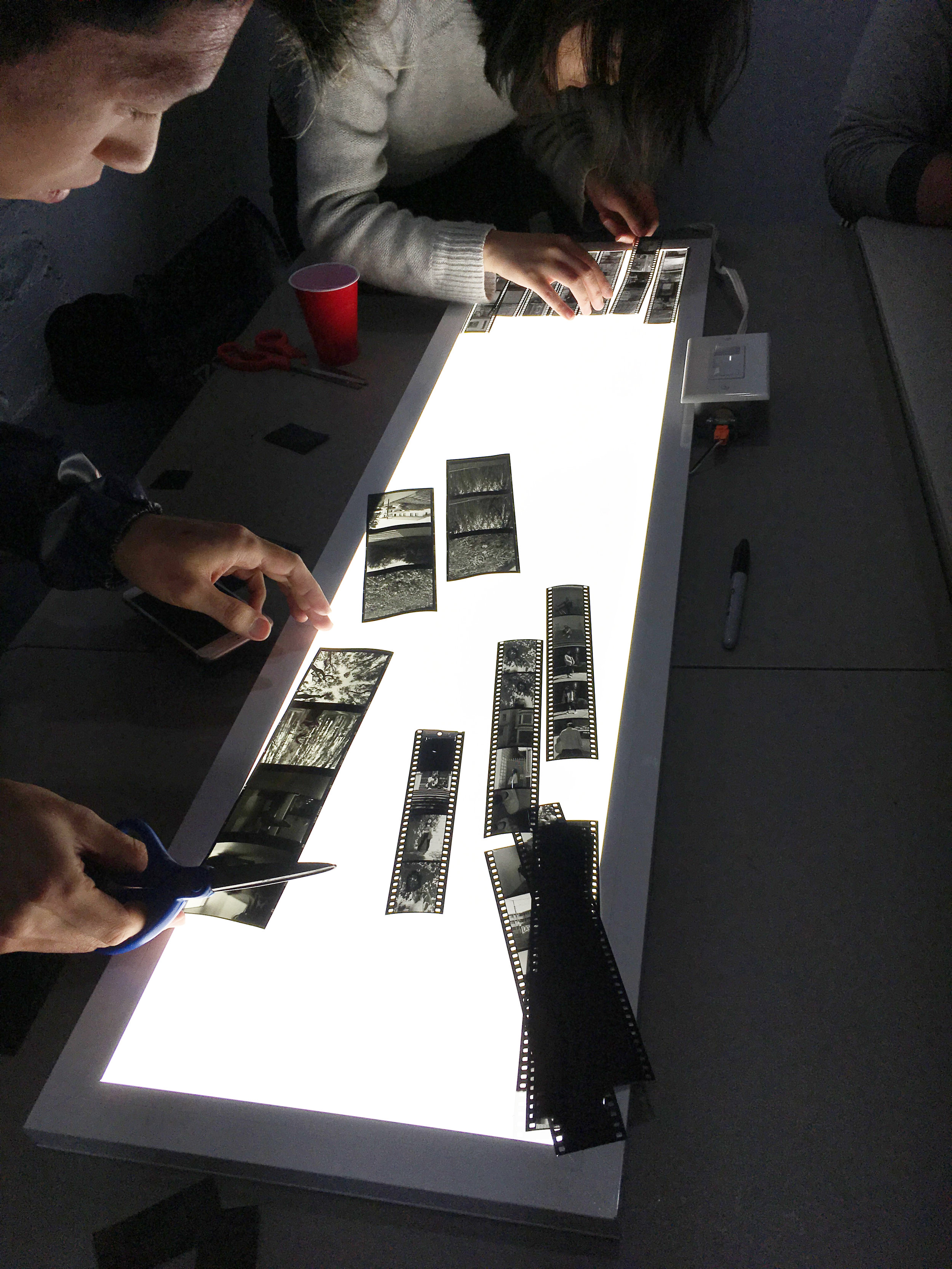 B&W Reversal Processing Workshop