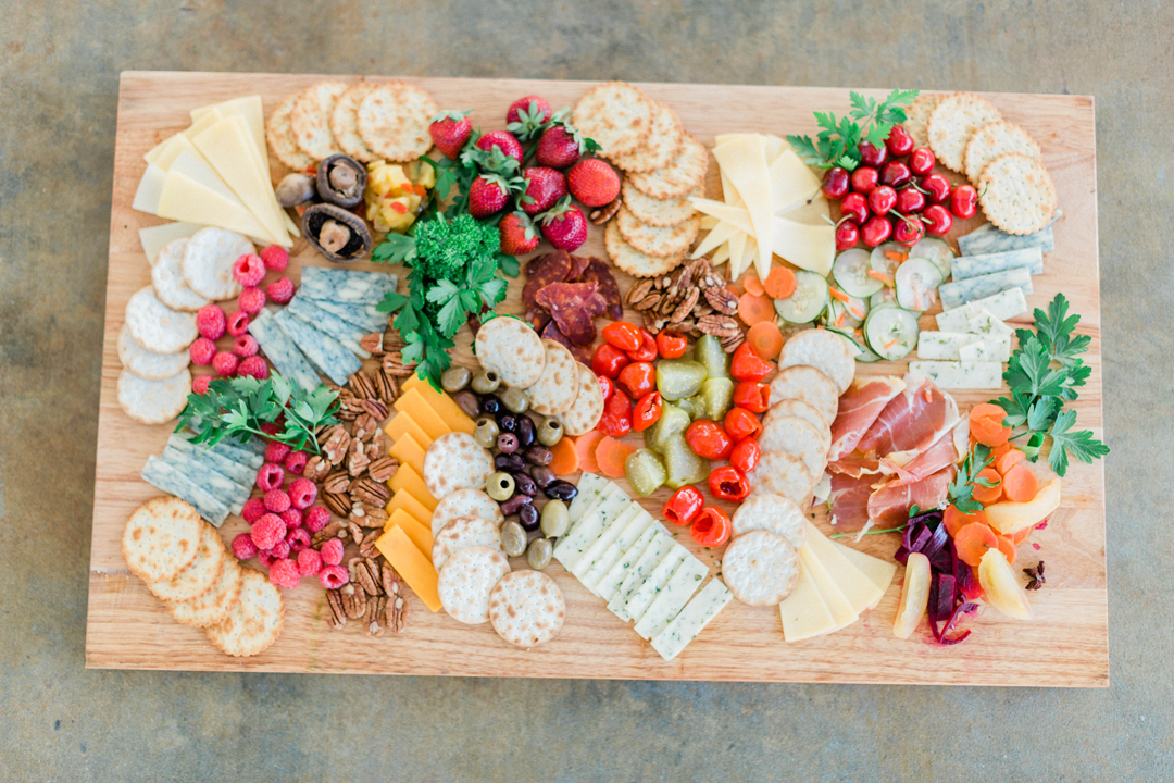 Chef's Tour Charcuterie Board
