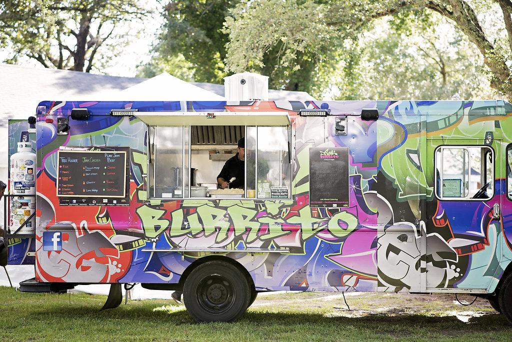 Dank Burrito Food Truck