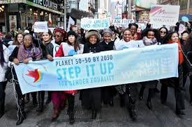 Celebrate International Women's Day March 8 by pushing for pay equity across the globe.