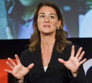 Melinda Gates is considered the most powerful of female leaders in philanthropy in the world.