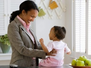 Women leaders who are also mothers are assets in the workplace, but fight stereotypes.