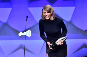 See what strategies we can cull from Taylor Swift's ways of amplifying her ideas.