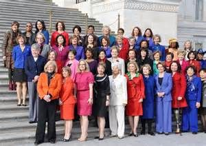 Women of color are still underrepresented in the U.S. Congress.