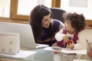 Maintaining career momentum after children requires strategies and awareness.
