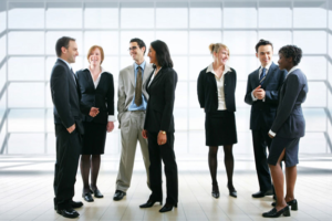 Gender equity n the workplace breeds company success.
