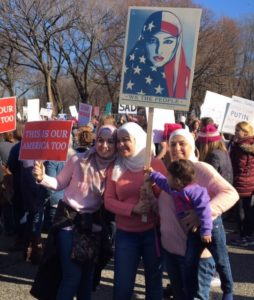 More than 250,000 women marched in Chicago, along with millions of women around the world.