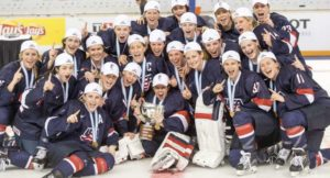 The USA Women's Hockey Team offer keen lessons in negotiating for what you're worth.