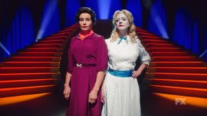 "The rivalry between two successful women in ""Feud: Bette and JOan,"" may be entertaining, but not so much in real life."