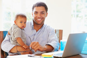 Working dads can help shift the workplace culture for all working parents.