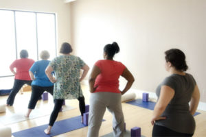 Health programs at work may increase weight discrimination.