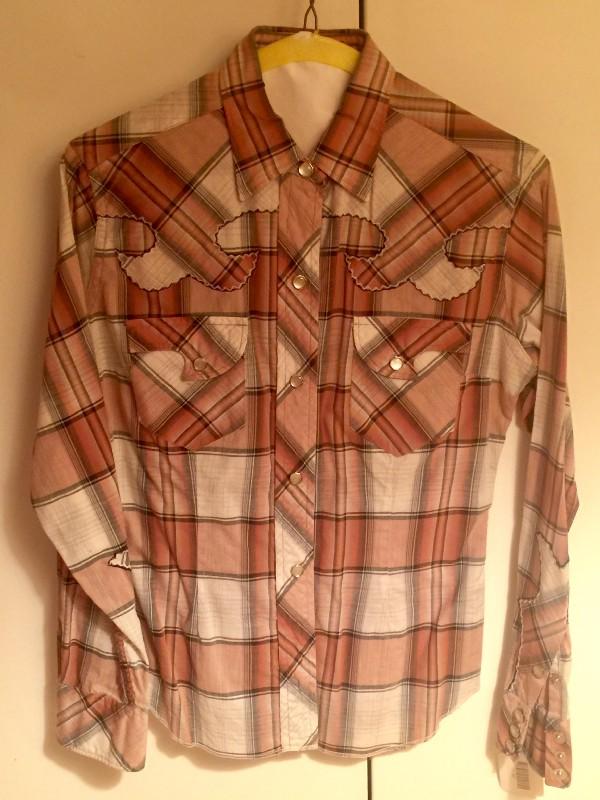 A vintage Tem-Tex shirt