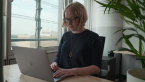 Rachel Black, tech evangelist at Lisk, says the future of blockchain is female.