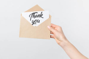 Expressing authentic gratitude can change the culture of a workplace.