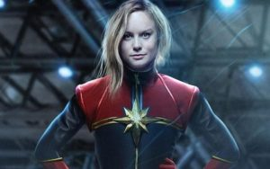 Brie Larson as Captain Marvel is changing the game on female superheroes.