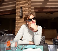 Anne Peterson, founder of Goddess Getaways, wants women to embrace their choices.