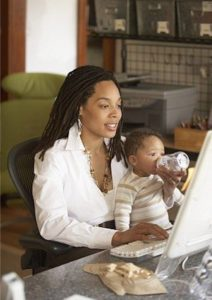 Moms in the workplace need support and empathy.