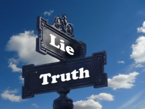 A culture of lies in the workplace can be toxic.