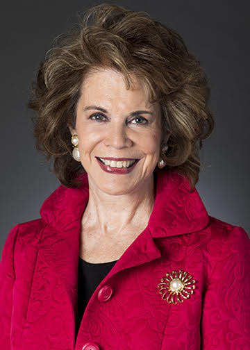 Dede Bartlett , Former Vice President of Corporate Affairs Programs for Altria and Corporate Secretary of Mobil Corporation and President of Mobil Foundation.