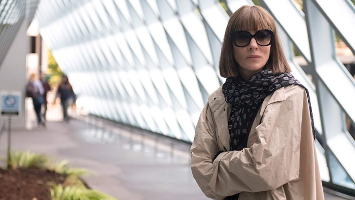 """Cate Blanchett as Bernadette Fox in """"Where'd You Go, Bernadette"""" offers lessons on failure, second acts and likeability. (Photo by AnnaPurna)"""
