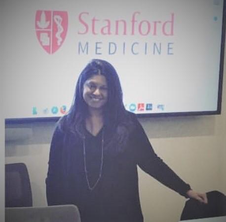 Nina Parikh-Thomas is an investor in a CBD products company.