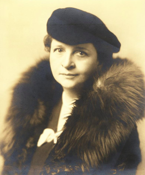 Frances Perkins, U.S. Secretary of Labor from 1933–1944. She was the first female cabinet secretary.