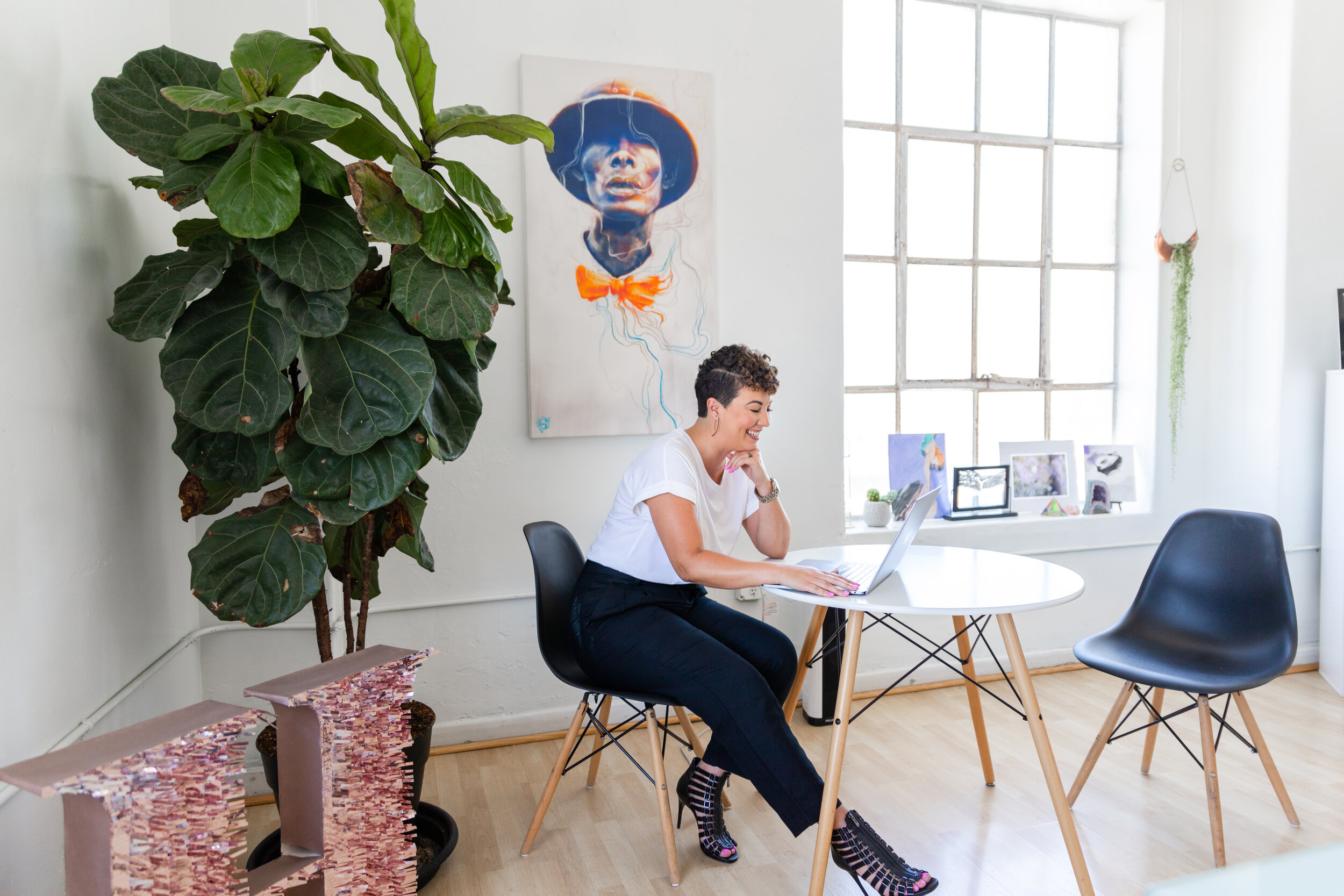 Heidi Luerra, CEO and founder of RAW, has built a global organization of more than 200,000 artists.