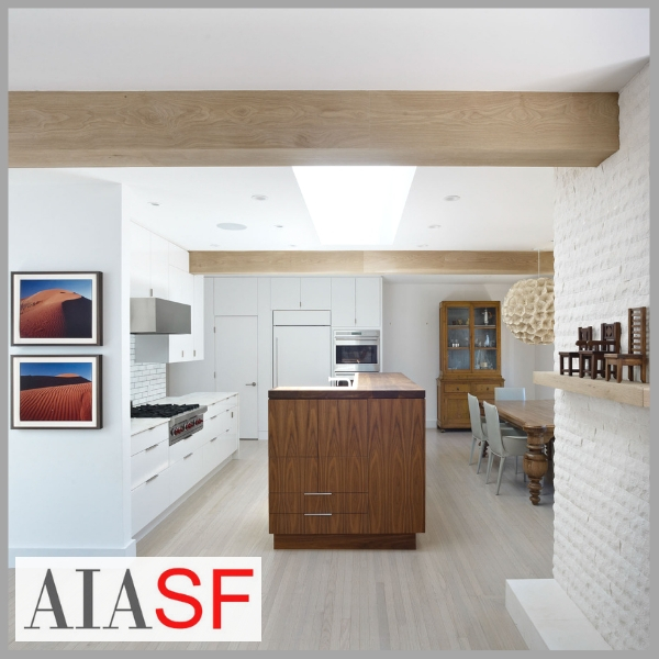 AIASF: San Francisco Living Home Tour - Learn about the Curate Interiors home that was included on the AIA's home tour.