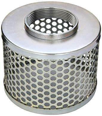SUCTION HOSE STRAINERS