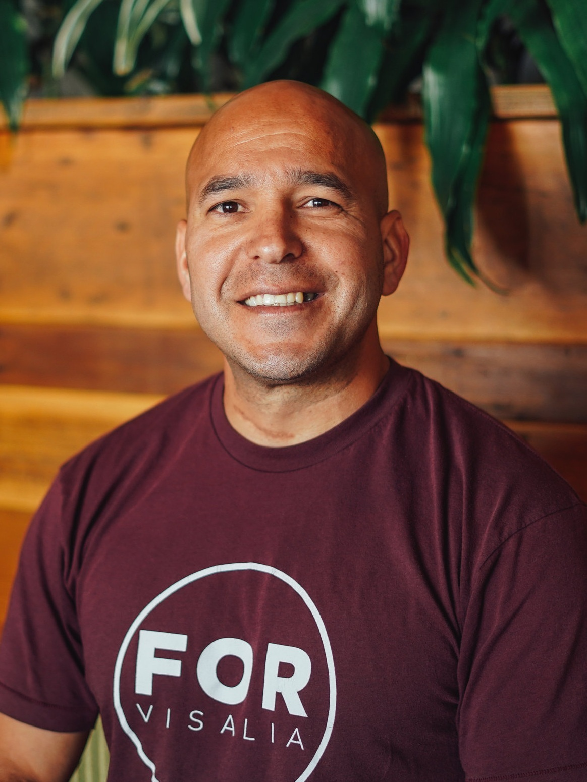 SANTIAGO LOPEZ  Facilities Director