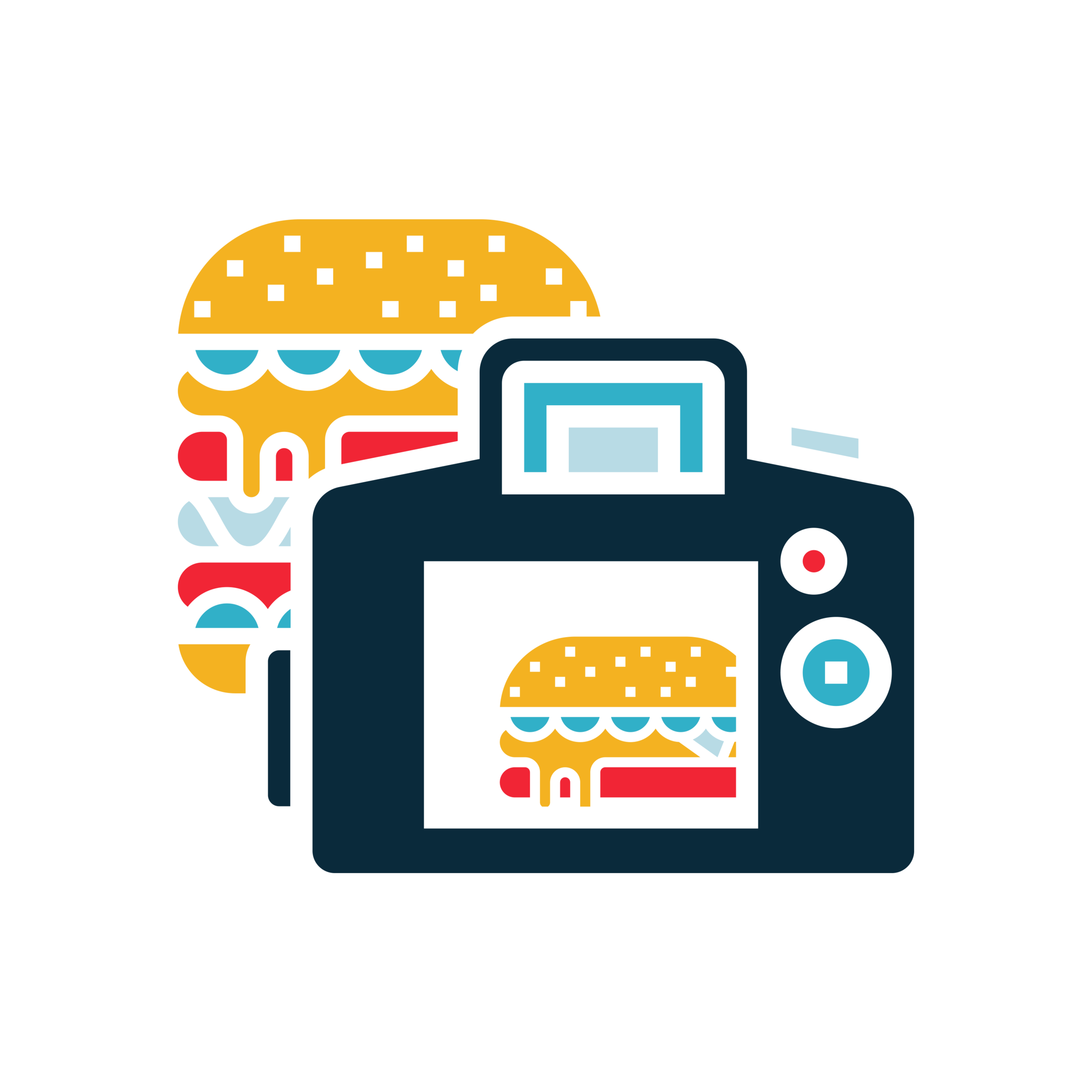 savvy specialists - From culinary-trained food stylists to producers, videographers and photographers who know their way around a kitchen, you'll find a team of professionals who are as passionate about food as they are about making you look good.