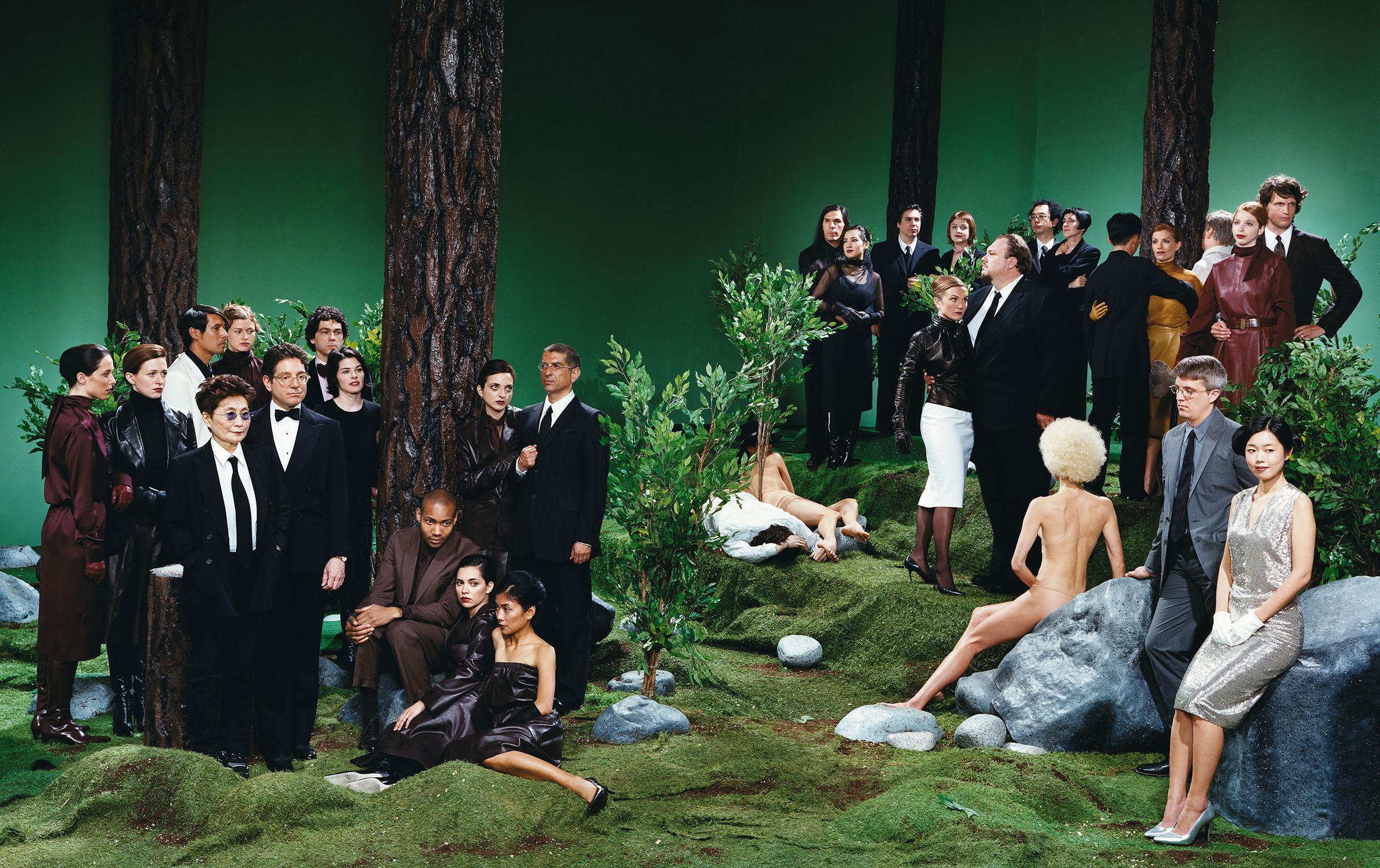 Harper's Bazaar - Deitch