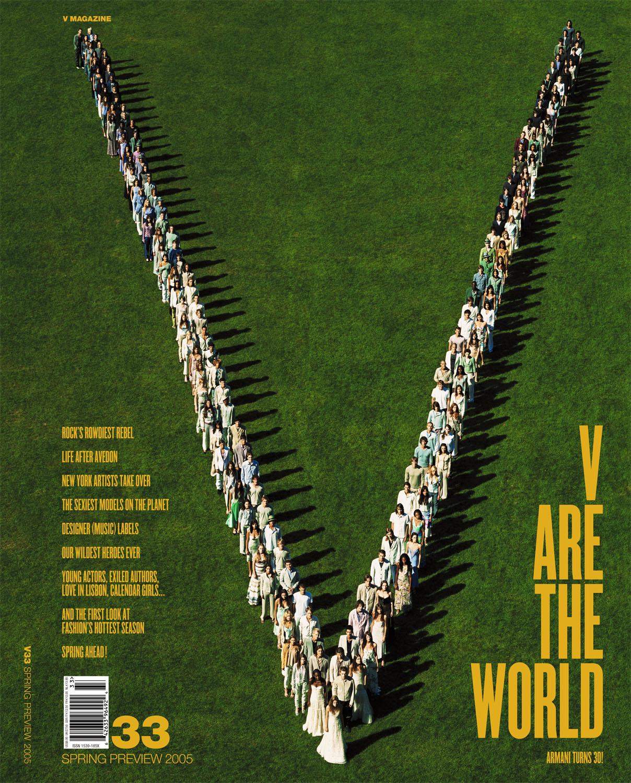 V Magazine - Human V